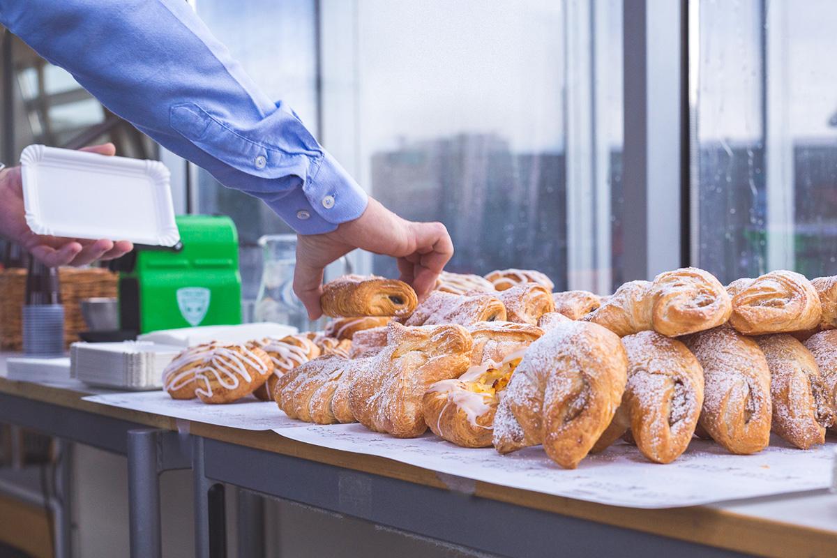 Frühstück & Networking – powered by Bäckerei Hartner