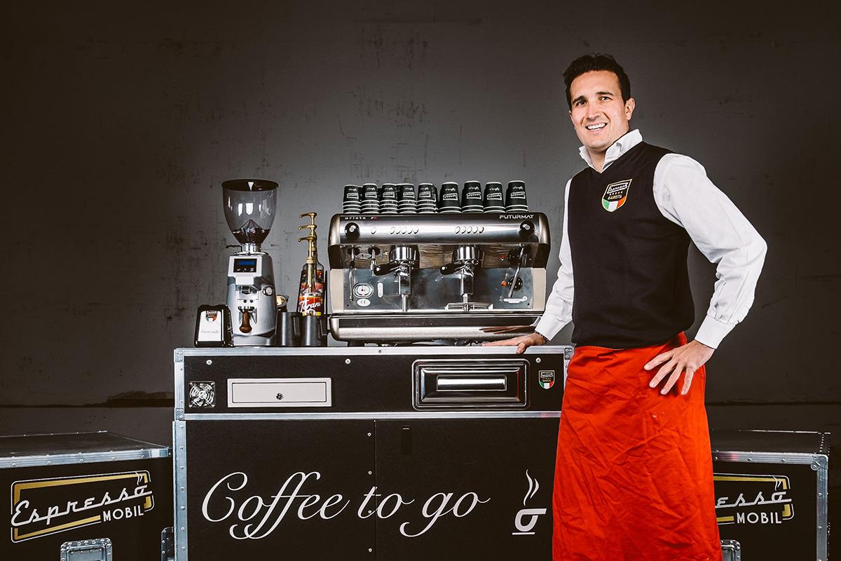 Coffee Break – powered by Espresso Mobil
