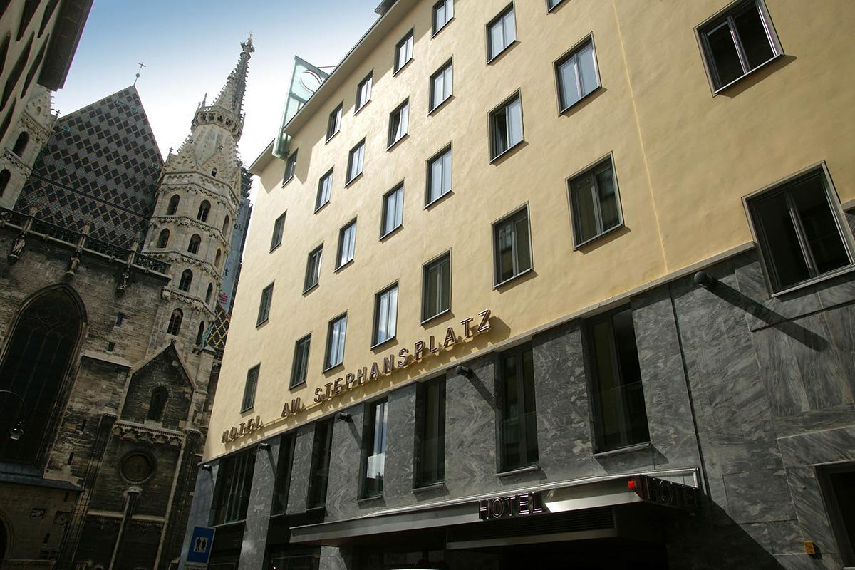 Wohlfühlen mitten in Wien – Hotel am Stephansplatz